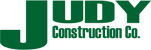 Judy Construction Company Logo